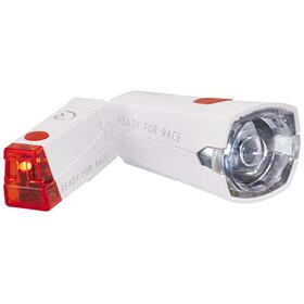 Cube RFR Tour 12  - Juego de luces para bicicleta - LED blanco